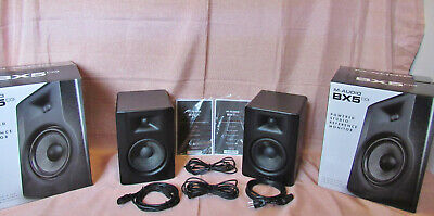 $237.50 • Buy Pair (2) M-Audio BX5 D3 5  Powered Studio Monitor, In Orig Box - Mint Cond