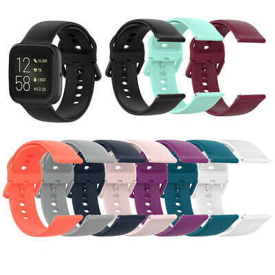 AU10.97 • Buy Replacement Strap For Fitbit Blaze Wristband Band UK Secure Metal Buckle