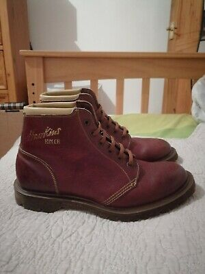 £350 • Buy Vintage Hawkins Hiker Astronauts Doc Dr Martens Boots Size 7 Made In England
