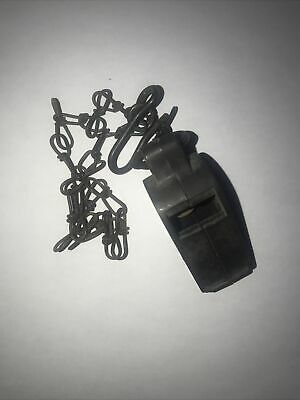 $9.99 • Buy Vintage World War2 US Marine Owned Military Plastic Whistle With Chain