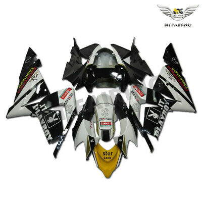 $459.99 • Buy WO Injection ABS Plastic Fairing Fit For Kawasaki Ninja 2004 2005 ZX10R X025