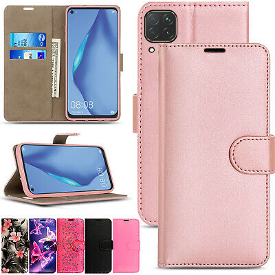 £1.99 • Buy Case For Huawei P40 Lite E Pro Leather Magnetic Flip Wallet Stand Phone Cover