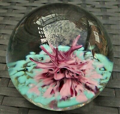 £22.99 • Buy Strathearn Scotland Coral Fantasy Large Paperweight