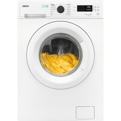 £579 • Buy ZWD76NB4PW 1600rpm Washer Dryer 7kg/4kg Load Class E White
