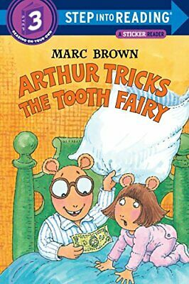 £3.59 • Buy Arthur Tricks The Tooth Fairy (Step Into Reading Sticker Books), Brown, Marc Tol