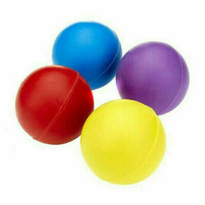 £7.99 • Buy Classic Solid Rubber Ball Dog Toy Colours May Vary Heavy Duty 70mm Large