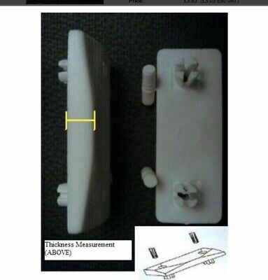 £1 • Buy Double Glazing Cockspur Wedges Easy Install