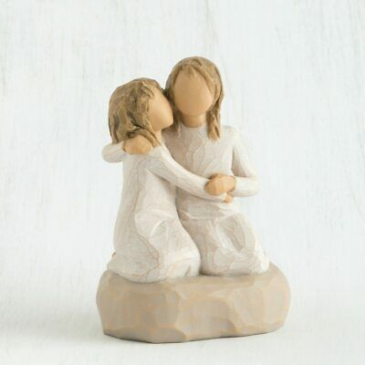£25.15 • Buy Willow Tree 27704 Sister Mine Brand New Origninal Hand-Painted Sculpted Figure