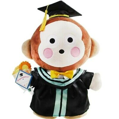 $ CDN69.52 • Buy Sanrio Monkichi Monkey Graduation Plush Figure Stuffed Animal Toy Doll Cap Gown