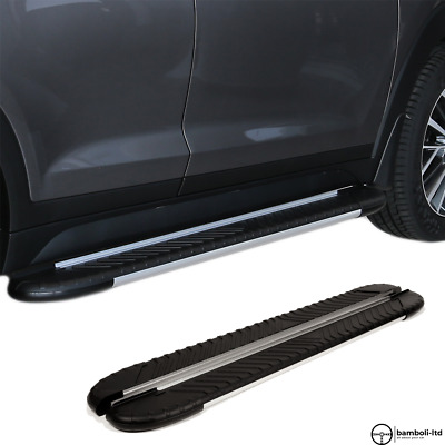 AU409.33 • Buy Running Board Side Step Nerf Bar For SSANGYONG MUSSO SPORT 2018 → Up