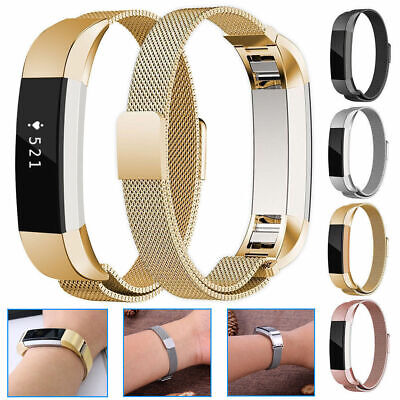 AU16.68 • Buy █ Replacement Metal Wrist Band Strap Magnet Lock For Fitbit Alta/Alta HR Dreamed