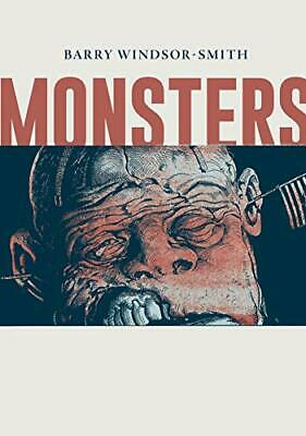 £24.45 • Buy Monsters By Barry Windsor- Smith New Book