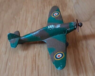 £75 • Buy Dinky Airplane/Aircraft Hawker Hurricane #62h Camouflage-RARE