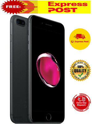 AU289 • Buy APPLE IPHONE 7 PLUS 32GB 128GB 256GB UNLOCKED SMARTPHONE AUSTRALIAN STOCK