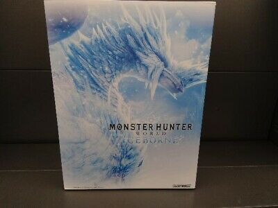 AU199.52 • Buy PS4 Monster Hunter World IceBorne Master Edition Collector's Package