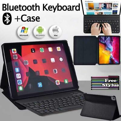 £10.99 • Buy Leather Stand Case Cover +Bluetooth Keyboard For Apple IPad Mini /Air /Pro 11