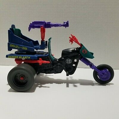 $ CDN42.45 • Buy GI Joe Cobra Dreadnok Cycle Vehicle Part Lot Gun INCOMPLETE Vintage ARAH 1987