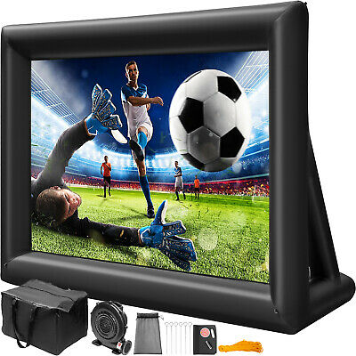 AU232.98 • Buy VEVOR Inflatable Movie Screen Inflatable Projector Screen 6M For Outdoor Theater