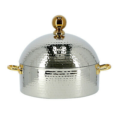 £49.99 • Buy Royalford Stainless Steel Chafing Dish Food Warmer Catering Buffet Server 4 L