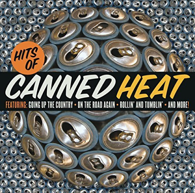 £7.54 • Buy Canned Heat: Hits Of Cd Neuf
