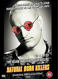 £1.50 • Buy Natural Born Killers (DVD, 2001) BRAND NEW AND SEALED