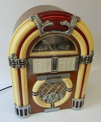 £39.99 • Buy Spirit Of St Louis Jukebox Radio And Cassette Player