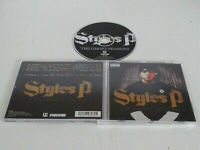 £8.02 • Buy Styles P – The Ghost Sessions/Streetcore Music – SC-703 CD Album