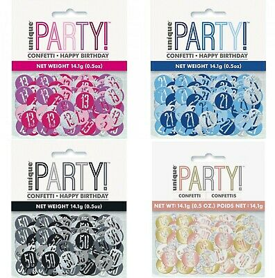 £1.99 • Buy Table Confetti Birthday Party Sprinkles Decorations Milestone Party All Ages
