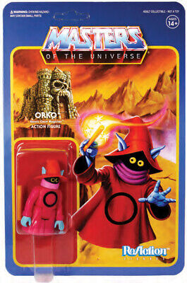 $19.95 • Buy Masters Of The Universe Orko ReAction Figure Super7 MOTU