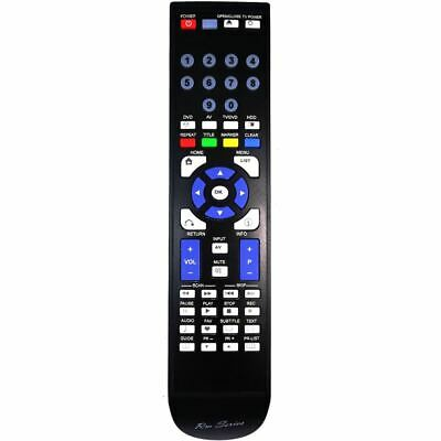 £14.95 • Buy RM-Series DVD Remote Control For LG DRT389H