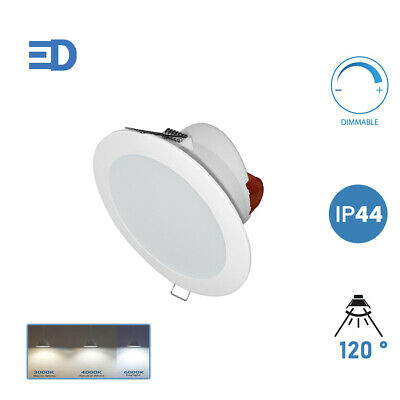 £8.90 • Buy LED Downlights Dimmable 5W Recessed Ceiling Light CCT Colour Changeable Eco IP44