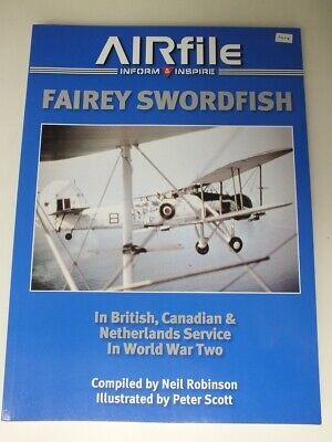 £13.75 • Buy Fairey Swordfish In Fleet Air Arm Service 1936 To 1945 (Camouflage And Markings)