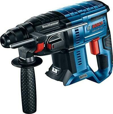 £143.38 • Buy Bosch GBH 18V-21 Cordless Hammer With SDS Plus (Bare) In Carry Case 0611911103