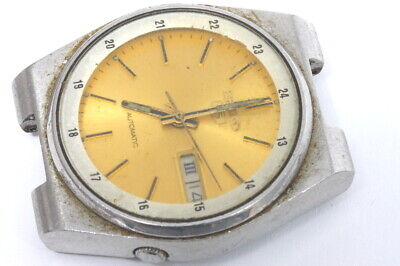 $ CDN36.63 • Buy Seiko 7009-7030 Automatic Watch For Repairs Or Parts         -12945