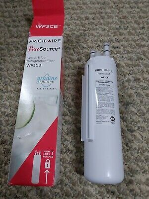 $ CDN24.17 • Buy Frigidaire Pure Source 3 Genuine Refrigerator Water Filter WF3CB Replacement