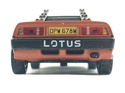 $ CDN25.65 • Buy 🤵 JAMES BOND 007 Collection LOTUS ESPRIT TURBO (FOR YOUR EYES ONLY) Scale Model
