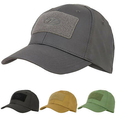 £12.50 • Buy Highlander Tactical Baseball Cap Stretch Fit Water Resistant Military Army