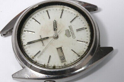 $ CDN31.56 • Buy Seiko 7009-3040 Automatic Watch For Repairs Or For Parts    -12974