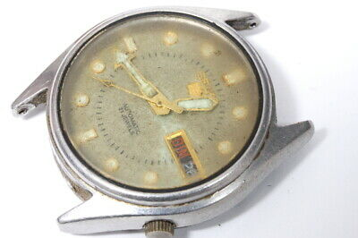 $ CDN33.42 • Buy Seiko 7009-203A Automatic Watch Runs/stops, For Repairs Or For Parts    -12980