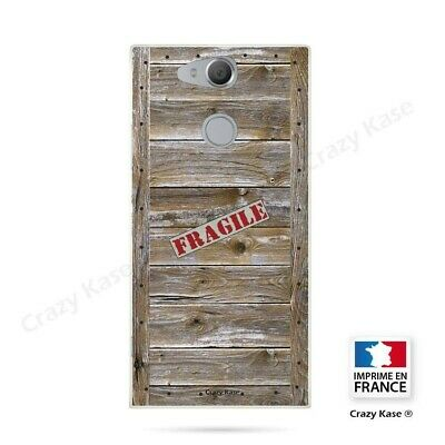 AU17.72 • Buy Cover For Sony Xperia XA2 Flexible Effect Case Wooden