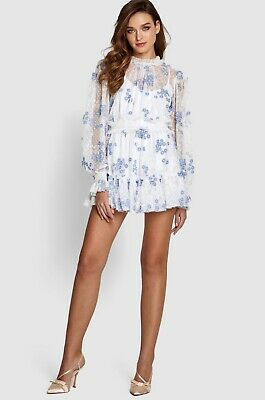 AU120 • Buy Alice Mccall Midnight Caller Playsuit Size 6