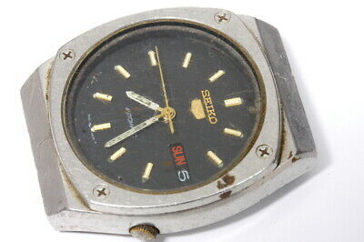 $ CDN30.76 • Buy Seiko 7009A Automatic Watch, NO Case Back, For Repairs Or For Parts   -12967