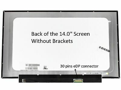 £68.90 • Buy AUO 14  NT140FHM-N43 FHD LED LCD 30 Pin Laptop Screen For  HP-COMPAQ 14S-FQ0510S