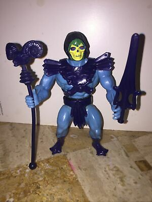 $187 • Buy Hong Kong Skeletor RARE!! (hard Head) Masters Of The Universe 100% Complete