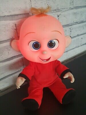 £9 • Buy Disney Incredibles Baby Jack Jack Talking Light Up Toy,