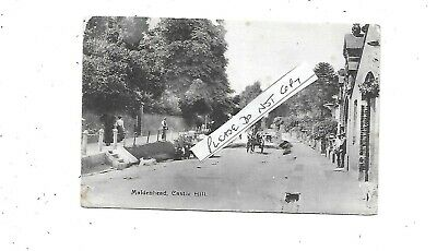 MAIDENHEAD Castle Hill Berkshire Early Postcard • 3.99£