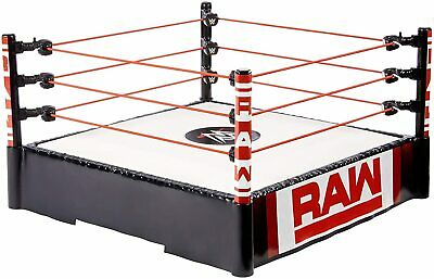 £37.20 • Buy WWE MATTEL GDB87 WWE RAW Superstar Ring With Authentic Decoration