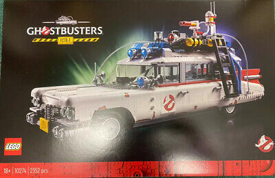 LEGO: Creator Ghostbusters ECTO-1 (10274) New Sealed • 80£