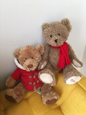 Harrods And John Lewis Bears • 5.99£