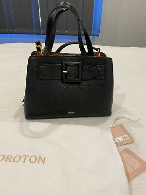 AU102.50 • Buy Oroton Avery Small Leather Handbag RRP $399
